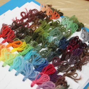 Procion Dyes (fibre reactive dyes)