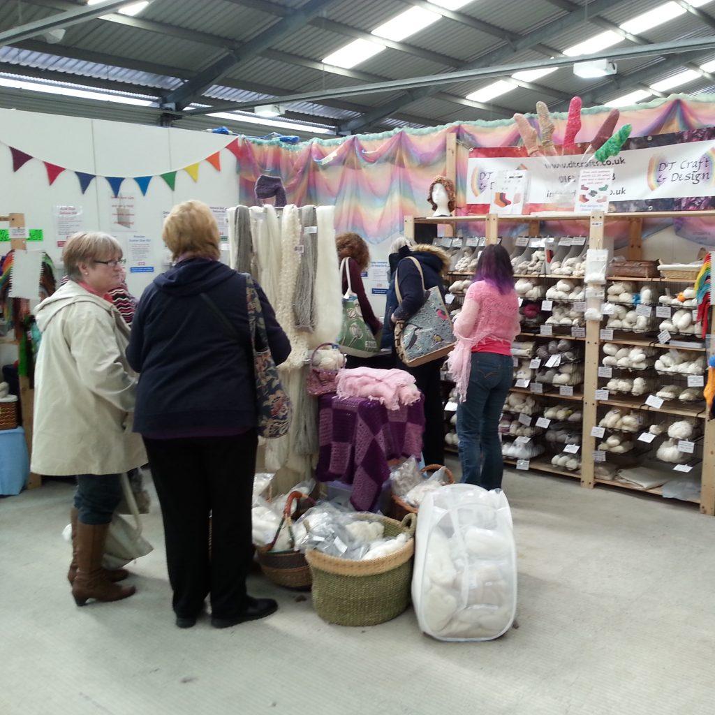 DT Craft & Design at Wonderwool Wales