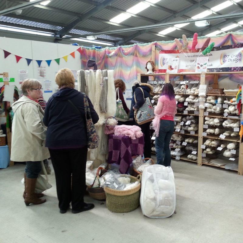DT Craft & Design at Wonderwool Wales