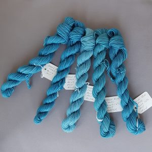 DT Craft and Design - Natural dye extract - Saxon blue (Hue & Dye)