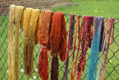 DT Craft and Design liquid natural dye extracts (Botanical Colors)