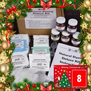 DT Craft & Design - 20 Days of Christmas Countdown - Deluxe Natural Dye Kit