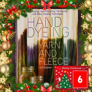 DT Craft & Design - Hand-dyeing yarn and fleece by Gail Callahan - BK041