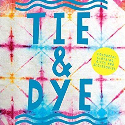DT Craft and Design book tie dye lizzie king