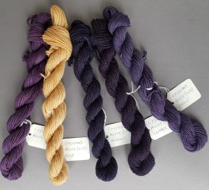DT Craft and Design - Natural dye extract - Logwood purple (non-oxydized)