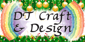 DT Craft & Design Christmas logo
