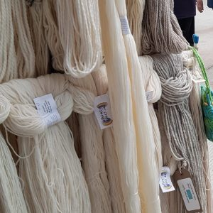 DT Craft and Design - a wide range of undyed yarn perfect for hand-dyeing - all yarn weights and fibres - lace, 4ply, sock fingering, light fingering, DK, aran, chunky, super-chunky, bulky, wool, alpaca, silk, cotton, linen, cashmere