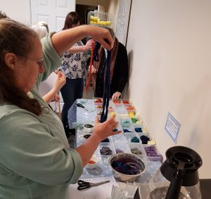 Natural Dyeing workshop with Debbie Tomkies of DT Craft Design