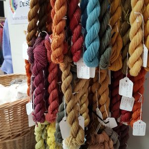All natural dyes