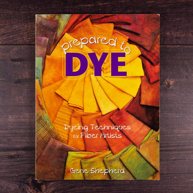 Prepared to dye by Gene Shepherd