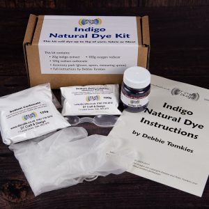 DT Craft and Design - Hue and Dye Indigo dye kit