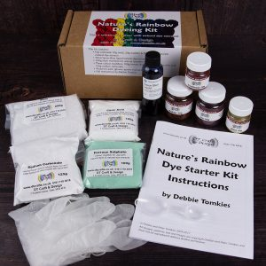 DT Craft and Design - Hue and Dye Nature's Rainbow Natural Dye Kit