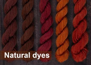 DT Craft and Design - Hue and Dye, Botanical Colors and Earthues natural dye extracts - perfect for hand-dyeing animal (protein) and plant (cellulose) fibres