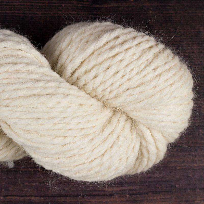 DT Craft and Design - undyed yarn - 100% Baby alpaca aran 100g [80m]