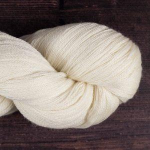 DT Craft and Design - 80% extrafine merino/20% silk laceweight 100g