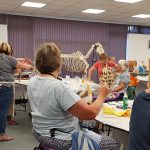 Association of Guilds of Spinners, Weavers and Dyers Summer School, Askham Bryan College, York