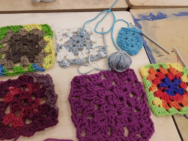 crochet for beginners workshop altrincham