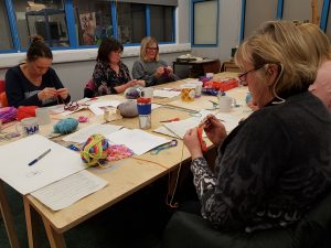 crochet for beginners workshop altrincham 03