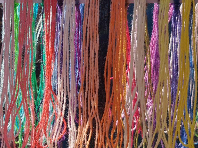 hand-dyed yarns 2