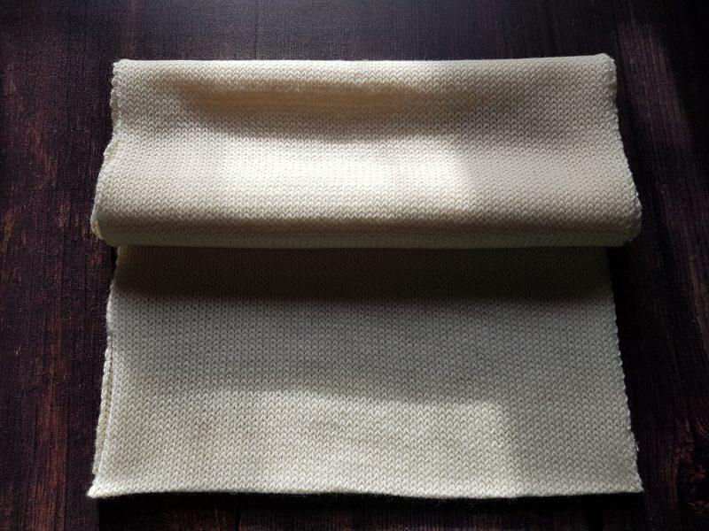 DT Craft & Design - undyed yarn - double-stranded merino/nylon sock blank