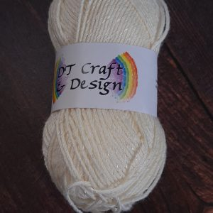 DT Craft and Design undyed yarn cotton viscose acrylic dk